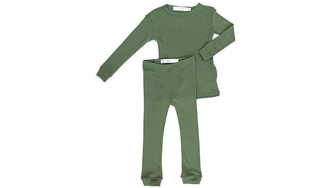Simply Merino Wool Layering Set - Best Kids' Winter Clothes