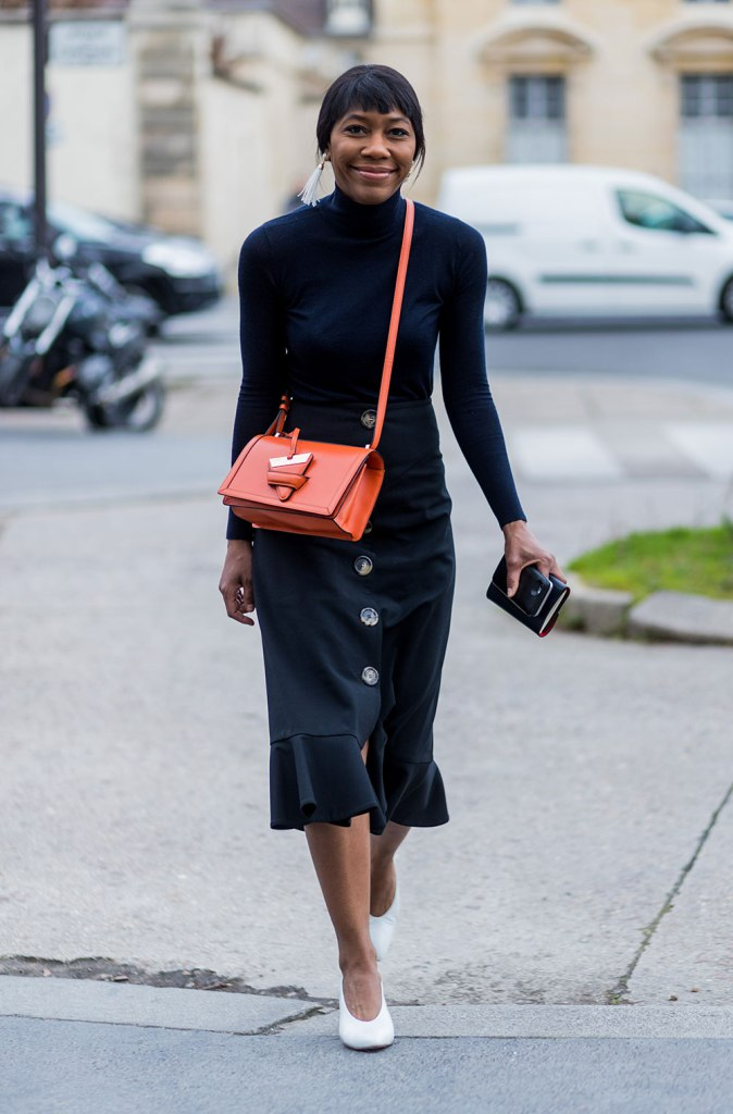 Best Shoe For Every Pant Type | The Pencil Skirt