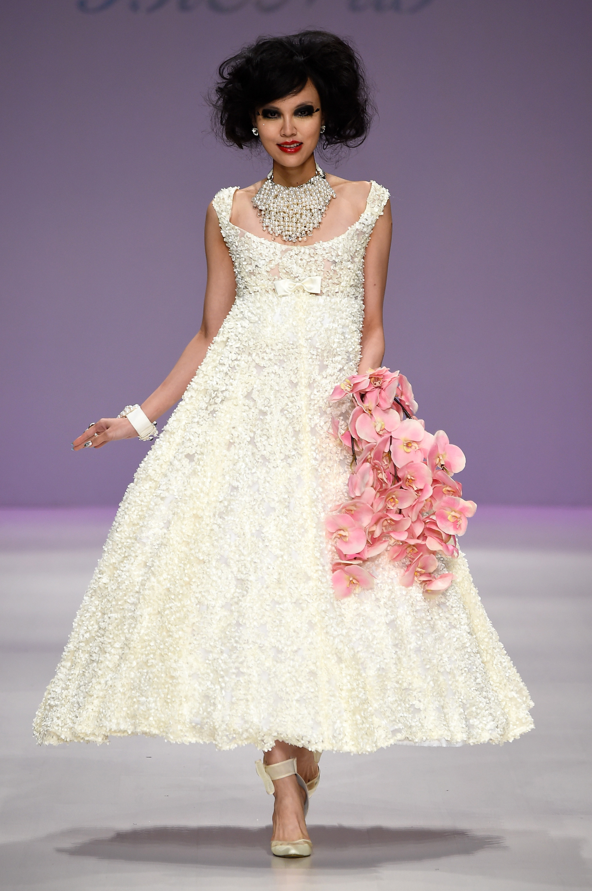 Betsey Johnson's spring 2015 collection 10