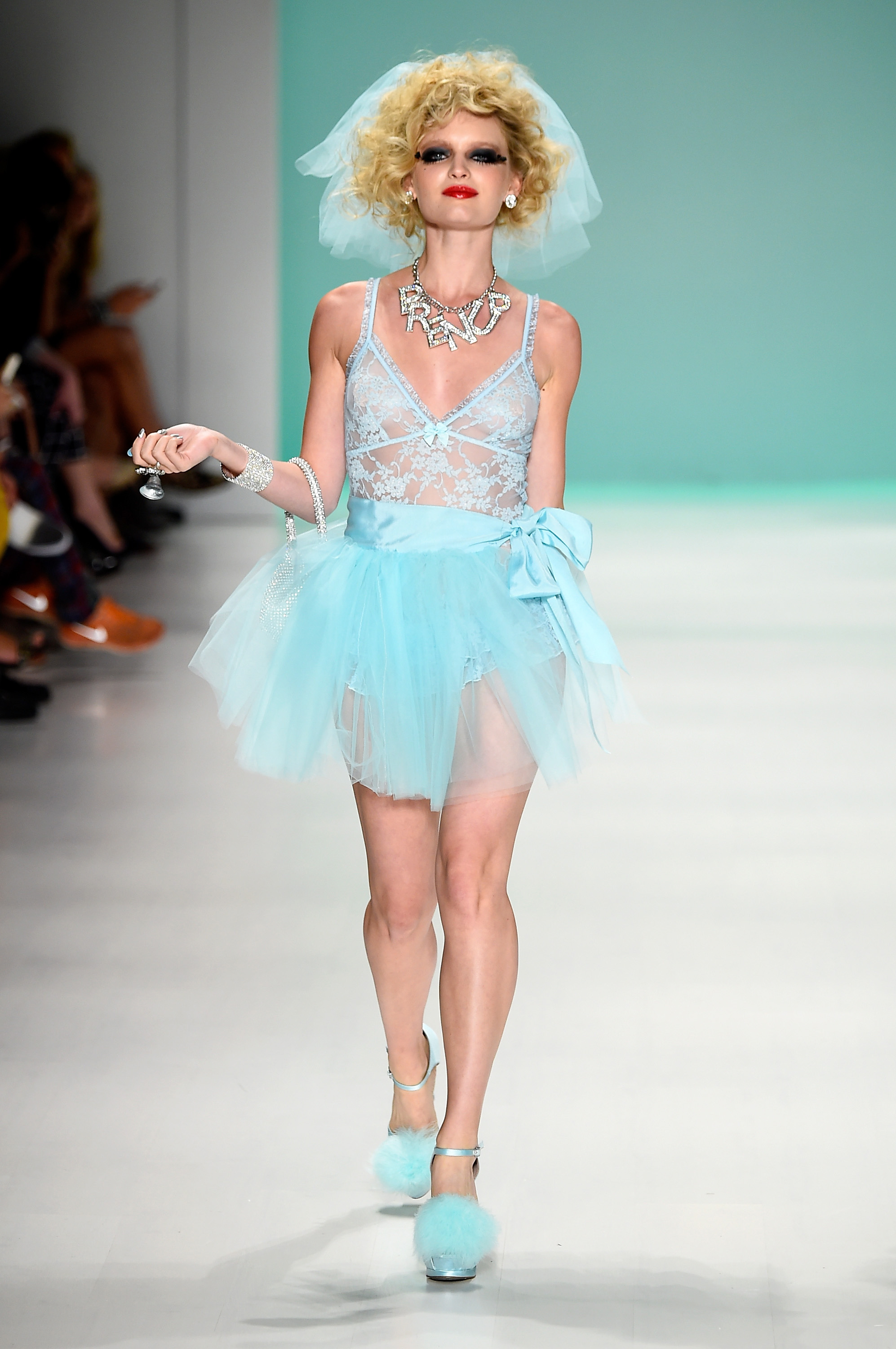 Betsey Johnson's spring 2015 collection 4