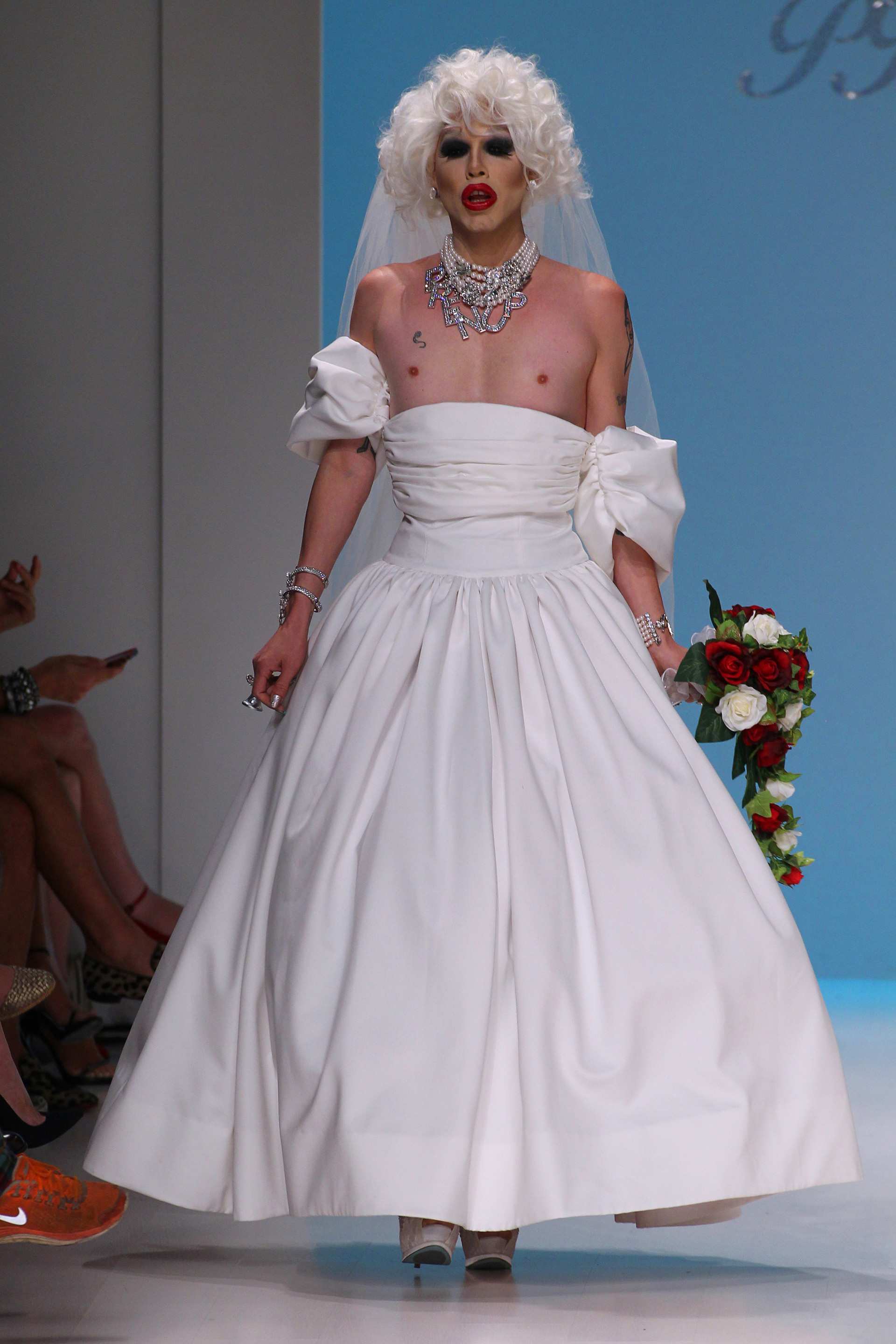 Betsey Johnson's spring 2015 collection 6