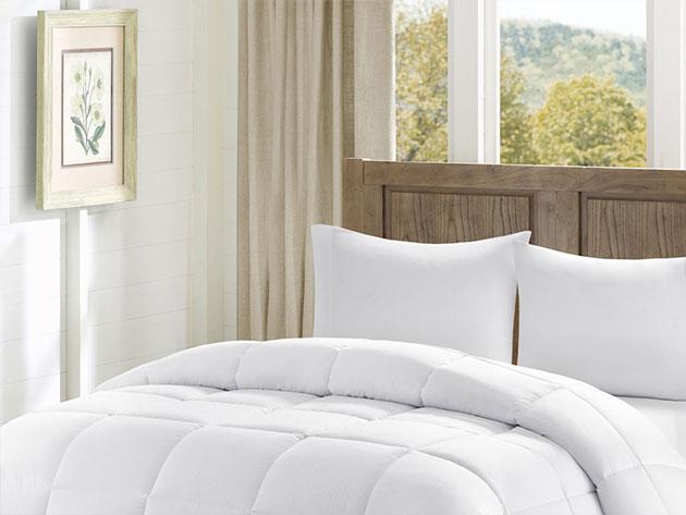 SheKnows Shops: Bibb Home Down Alternative Microfiber Comforter