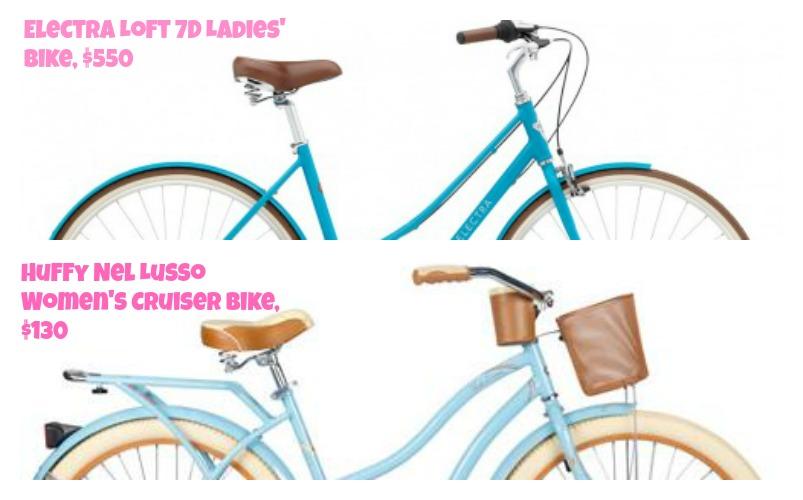 new women's bike