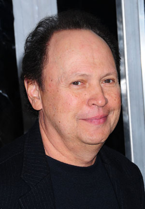 Billy Crystal set to host the Oscars