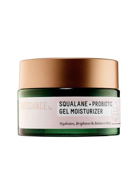Squalane Oil is the Ultimate Multi-tasker | Biossance Squalane + Probiotic Gel Moisturizer