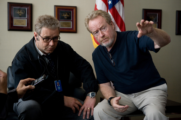 The dynamic duo team up once again, Russell Crowe and Ridley Scott