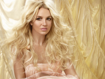 Britney spills the beans, on what, we don't know