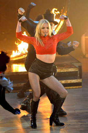 Britney is hitting the road