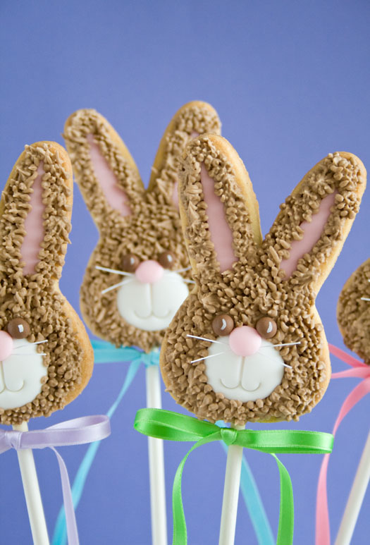bunny cookie loly