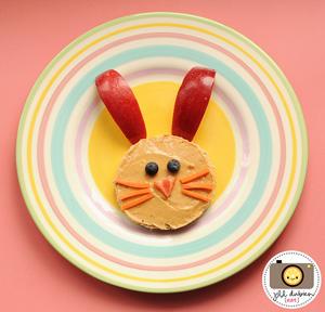 Bunny snack