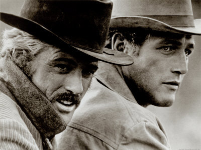 An iconic role in Butch Cassidy