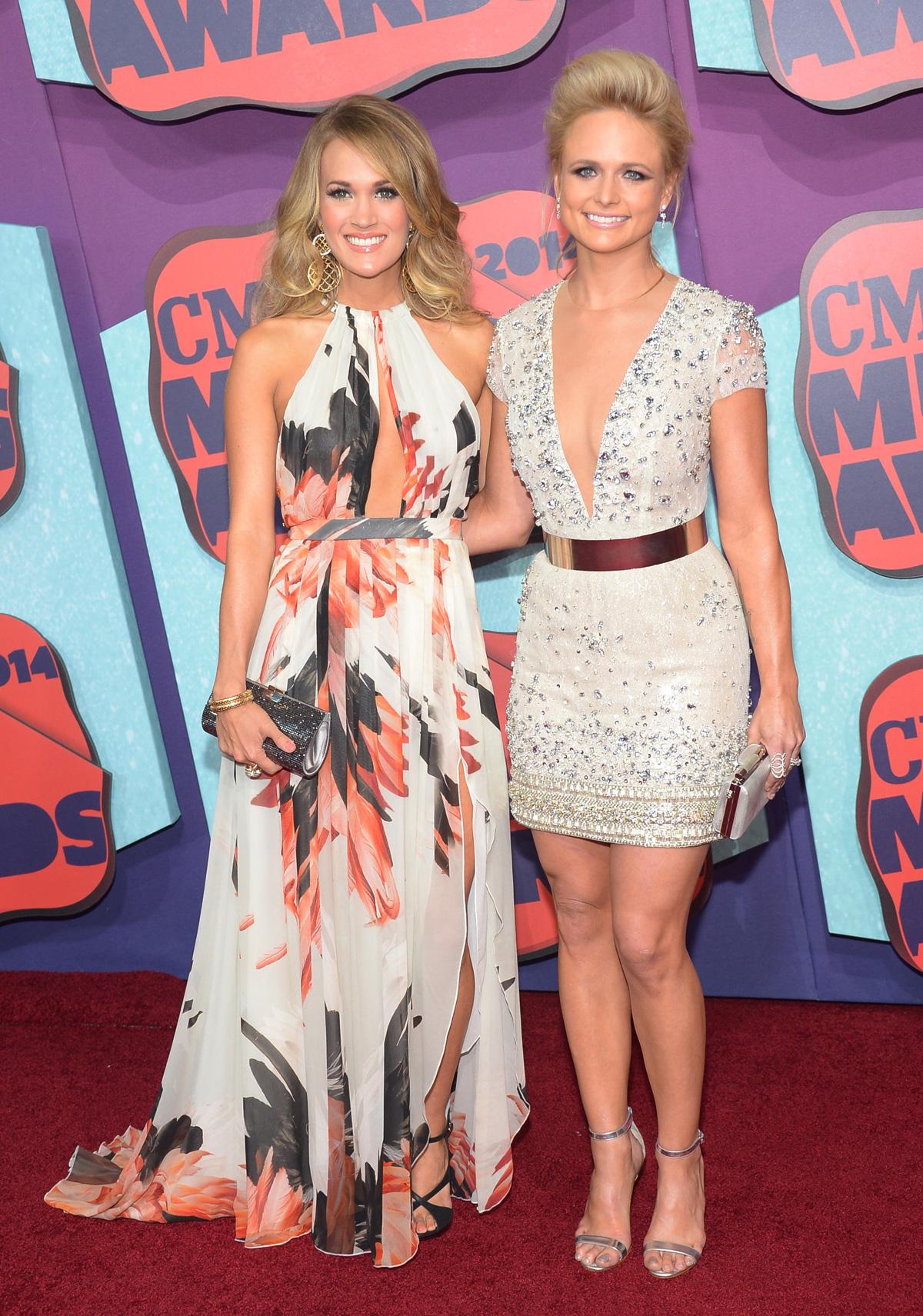 Miranda Lambertat the the 2014 CMT Music Awards