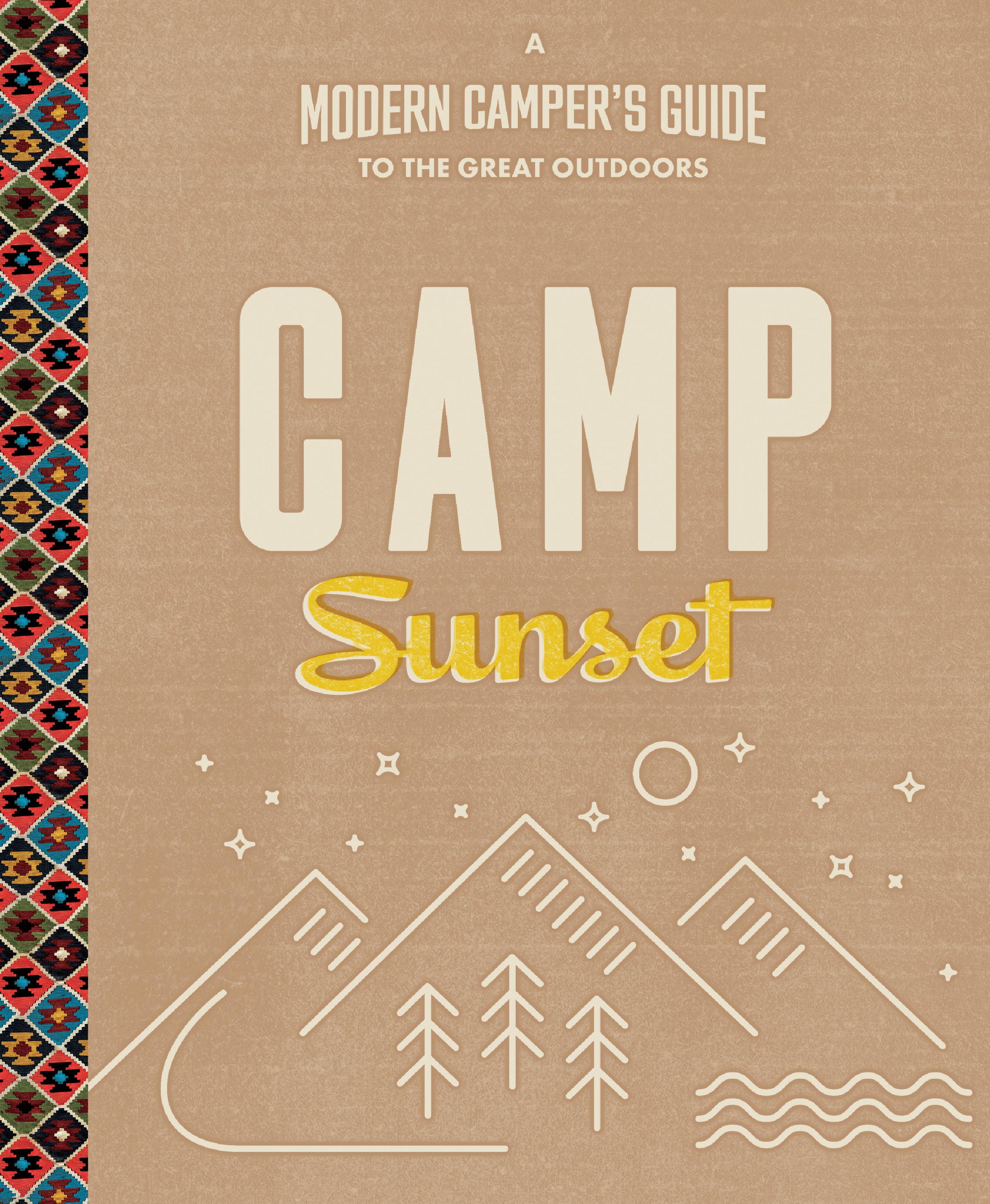 sunset magazine camp book