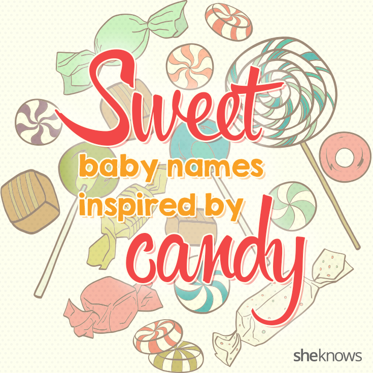 33 Totally cavity-inducing candy names