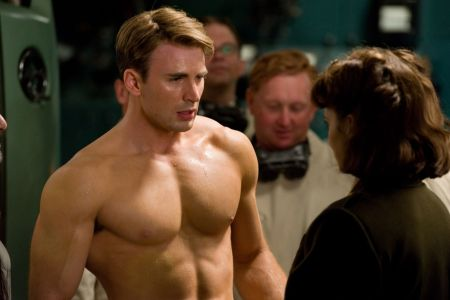 Captain America: The First Avenger muscles its way past box office incumbent, Harry Potter and the Deathly Hallows Part 2