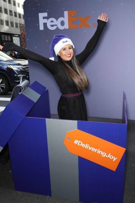 Catherine Lowe for FedEx