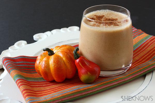 Chai pumpkin greek yogurt smoothie | Sheknows.com