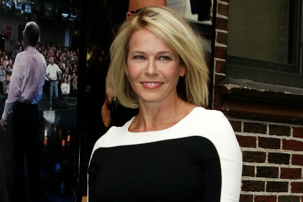 Chelsea Handler opens up about her sex life