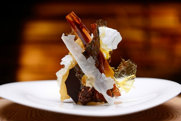 Chocolate Ethereal dessert challenge