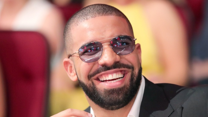 Drake Shows Off Son Adonis Painting