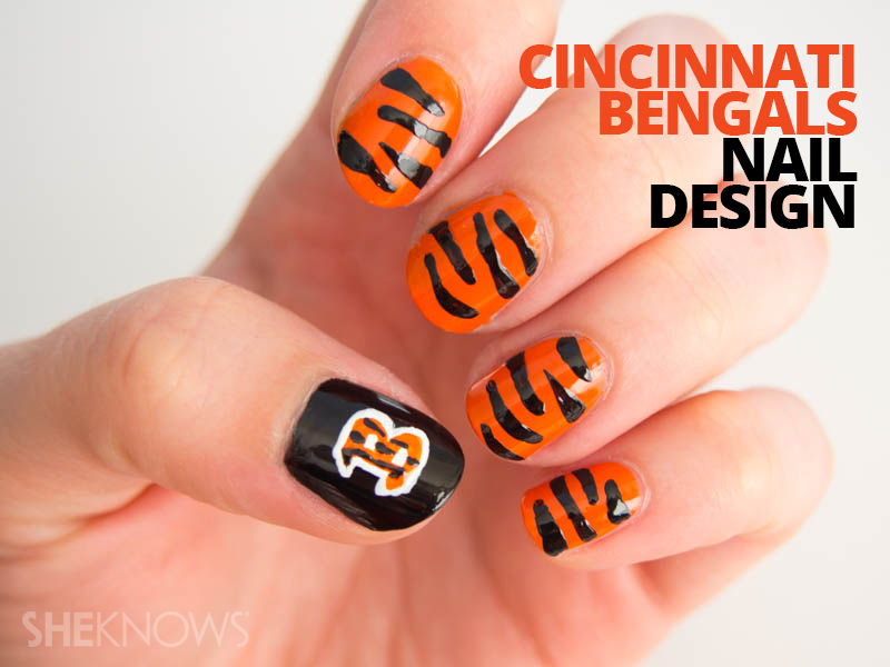 Fan-icure: Cincinnati Bengals | Sheknows.com