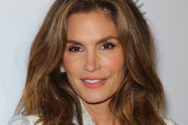 Cindy Crawford and celebrities who embrace the aging process
