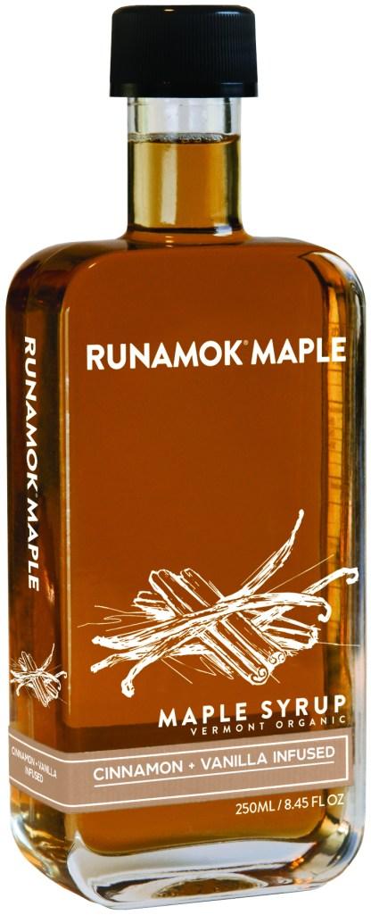 Cinnamon + Vanilla Infused