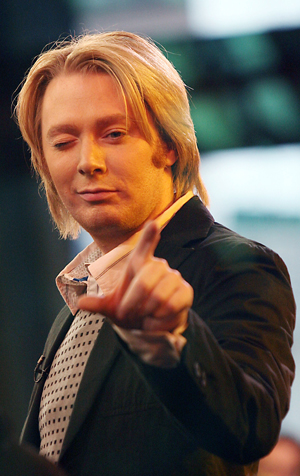 Is clay aiken really gay