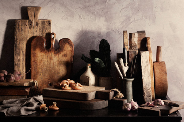 Collections: Bread Boards