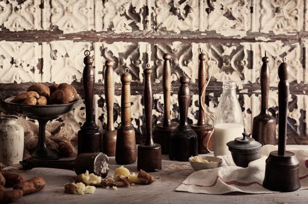 Collections: Potato mashers