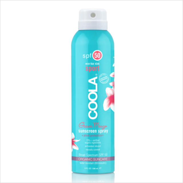 Coolas sunscreen