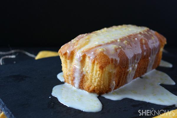 Copycat Starbuck lemon loaf