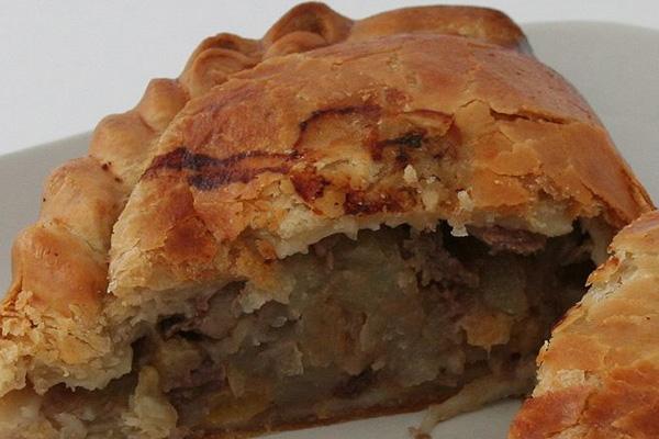 Cornish pasties