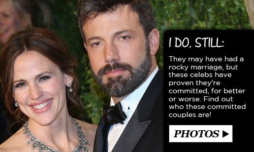 banner Ben Affleck and Jennifer Garner