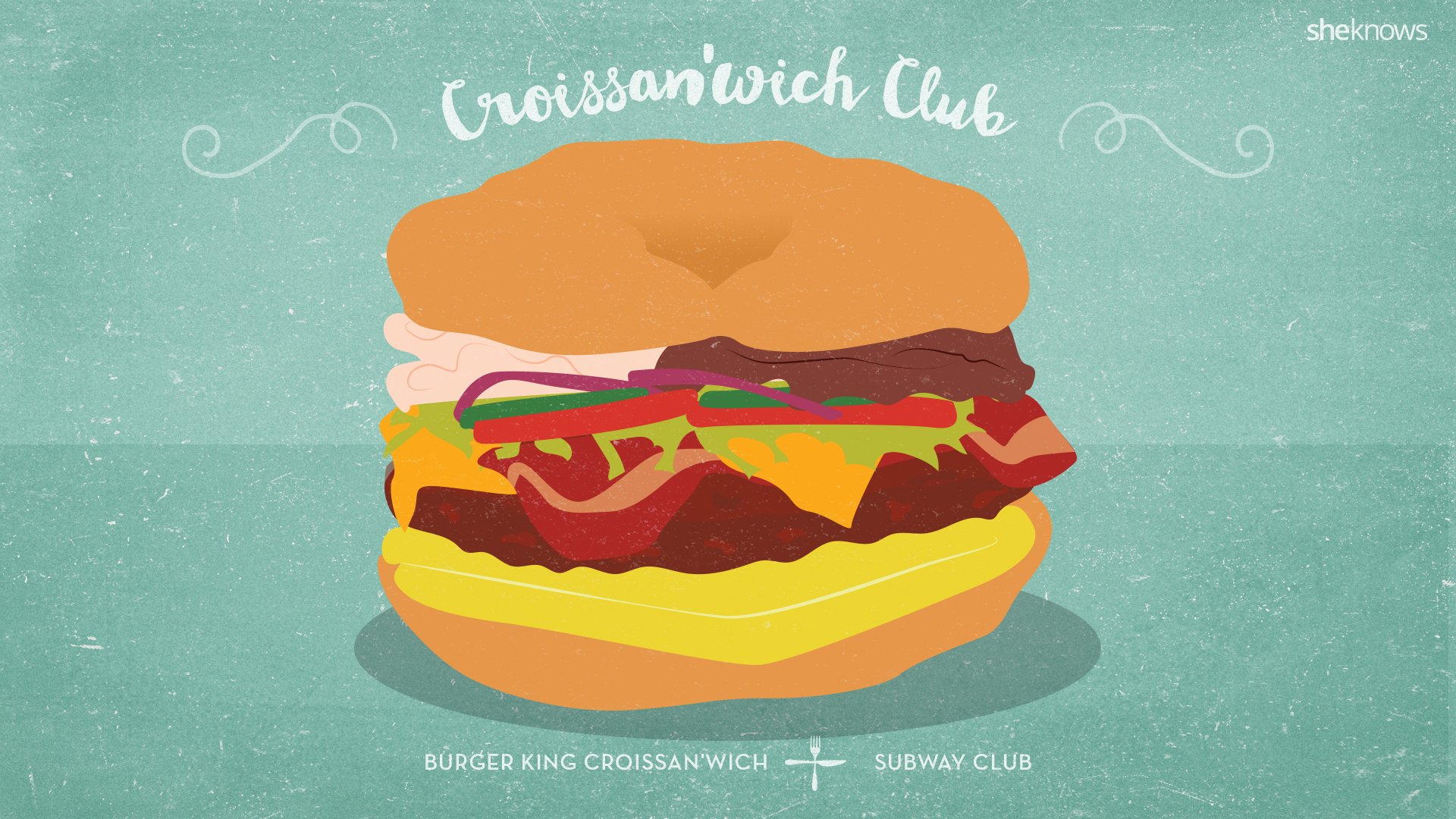 Croissan'wich Club