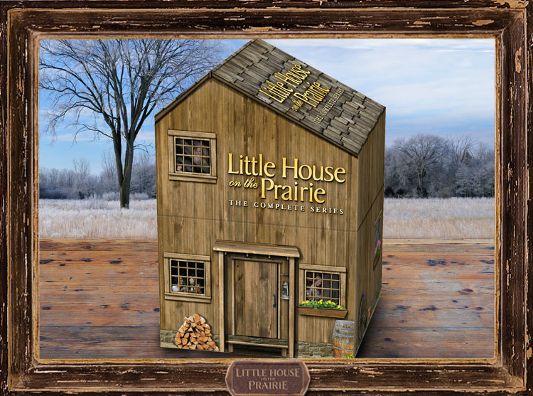 Little House on the Prairie Collector's Box Set Addition