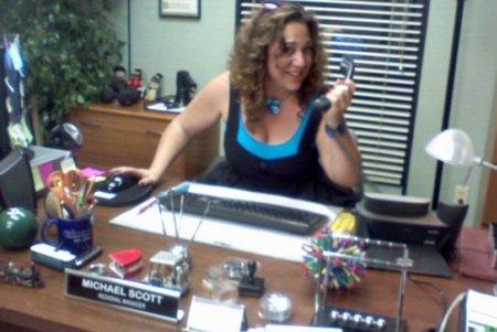 Deanna Barnert to take Michael Scott's chair?!
