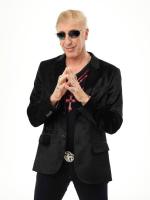 Dee Snider with Donald Trump comb-over