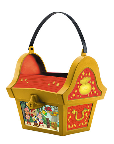 Disney's Jake and the Never Land Pirates pail