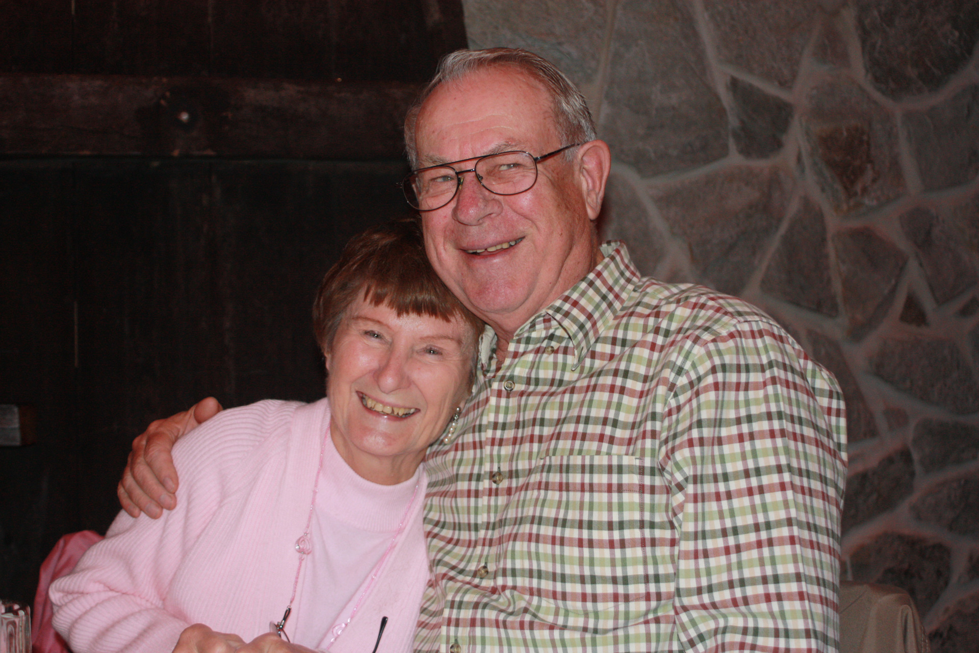 Don and Flora Hutchinson