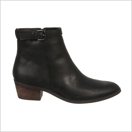 Dr. Scholl's Orig Collection Mindy Boot in Black (drschollsshoes.com, $148)