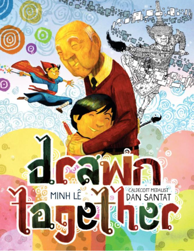 Drawn Together - Best Kids Books 2018