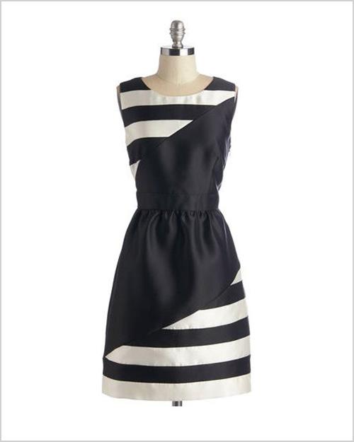 Edgy Chic Dress
