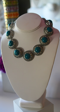 Lia Sophia Jewelry: Red Carpet Collection, The Electra Necklace