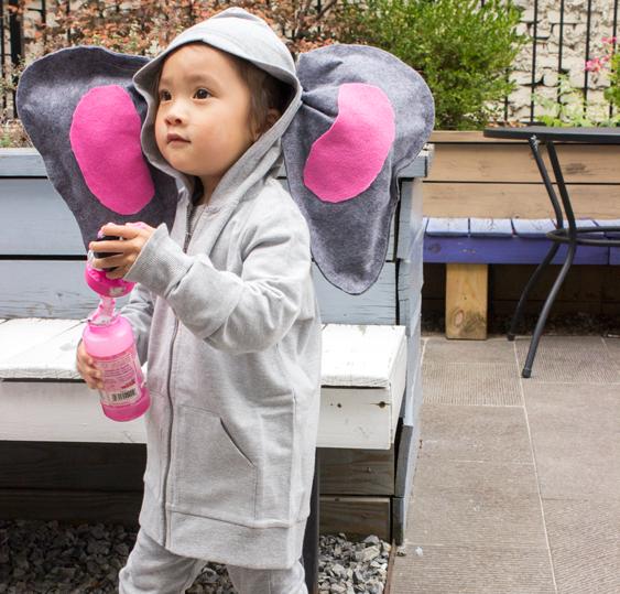 DIY Kids Costume Tips: Ditch the Headache