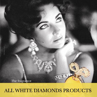 Elizabeth Taylor's White Diamonds Perfume