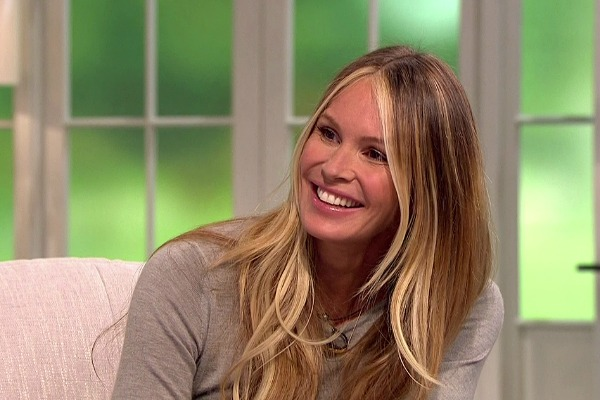 Elle MacPherson spotted on the streets of London