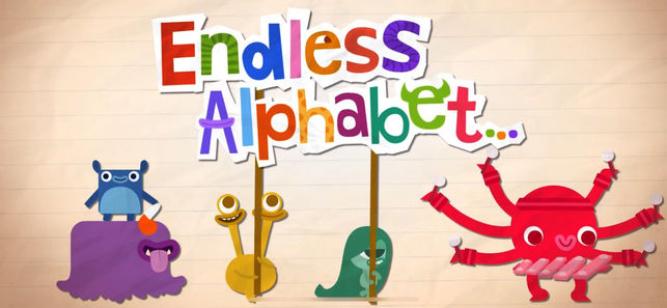Endless Alphabet - Best Kids Apps 2018