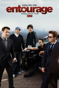 Entourage: The Complete Seventh Season now available at RedBox & Neflix