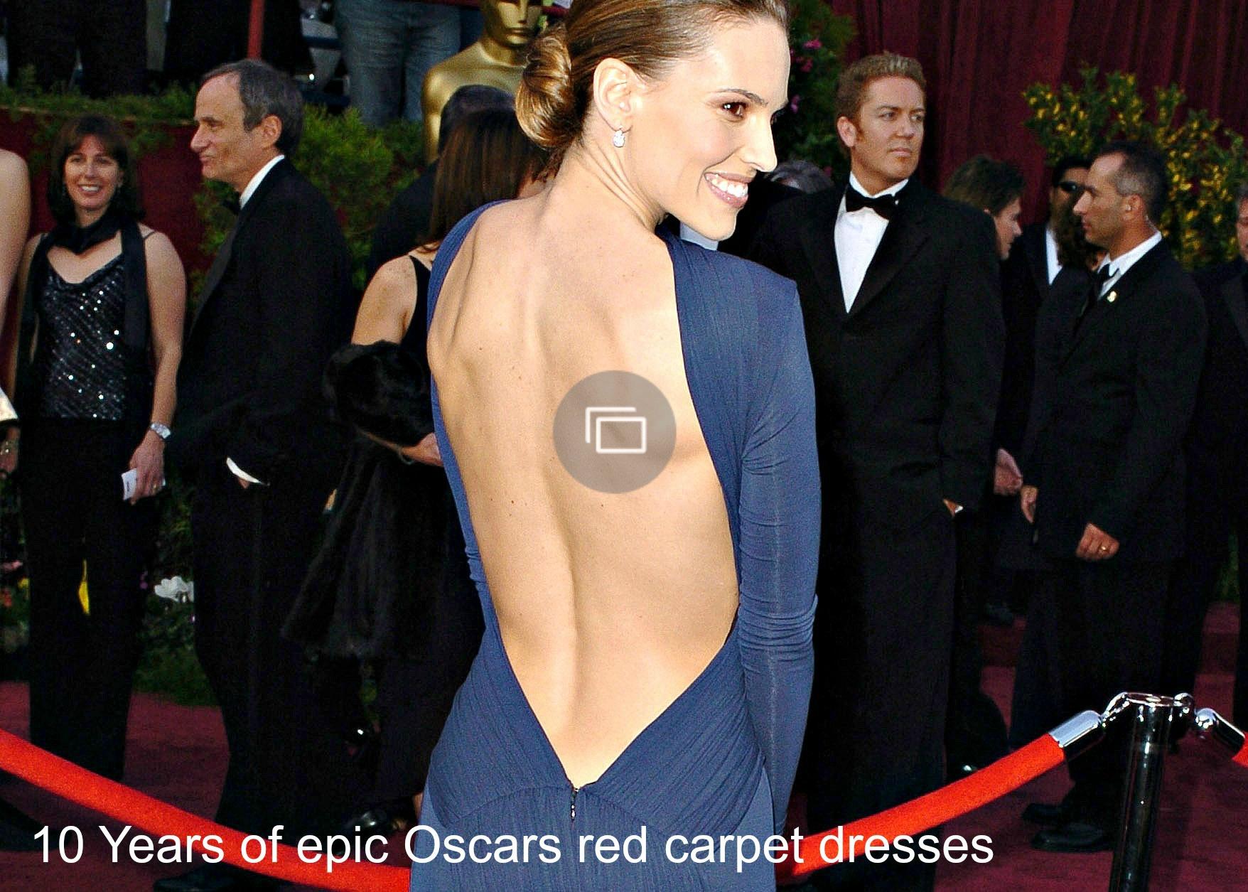 Oscars snubs slideshow